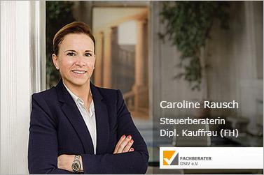 Caroline Rausch - Steuerberaterin